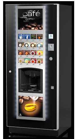 Kaffeeautomat Gerhardt CTG, Dhünn Kaffeeautomaten & Heißgetränkeautomaten