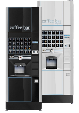 Kaffeeautomat Luce X2, Heißgetränkeautomaten Köln, Dhünn