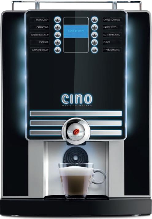 Kaffeevollautomat Cino XS Grande Heißgetränkeautomaten Köln, Dhünn