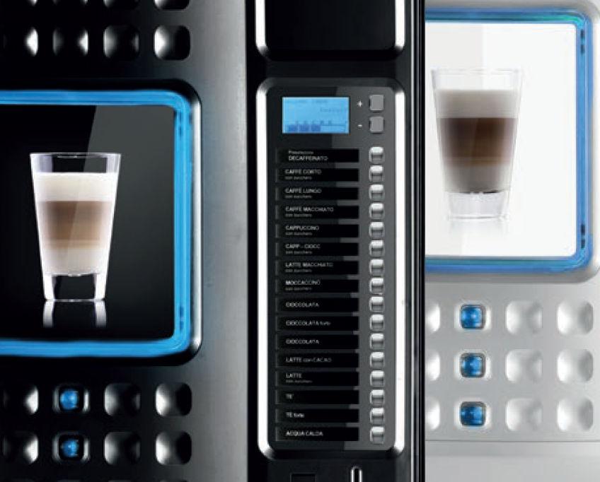 Kaffeeautomat Caffe Europa Details