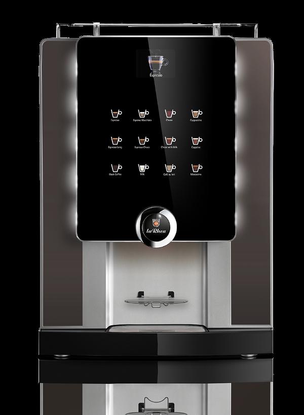 Kaffeevollautomat rheavendors la-rhea Design Kaffee, Heißgetränkeautomaten Dhünn, Köln