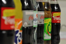 Coca Cola, Fanta, Sprite, Lift: Erfrischungsgetränke, Füllprodukte Getränkeautomaten Dhünn, Köln